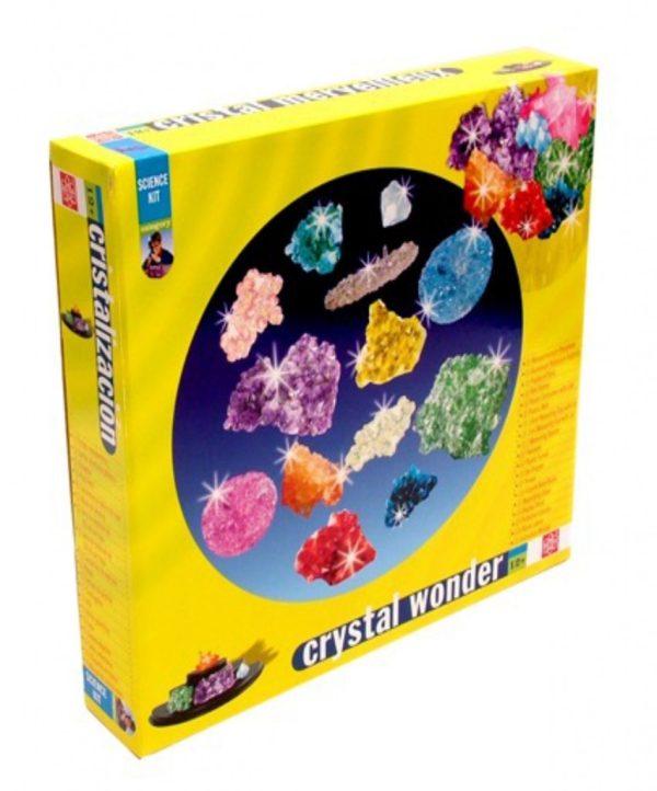 Kit experimental de crestere a cristalelor 1