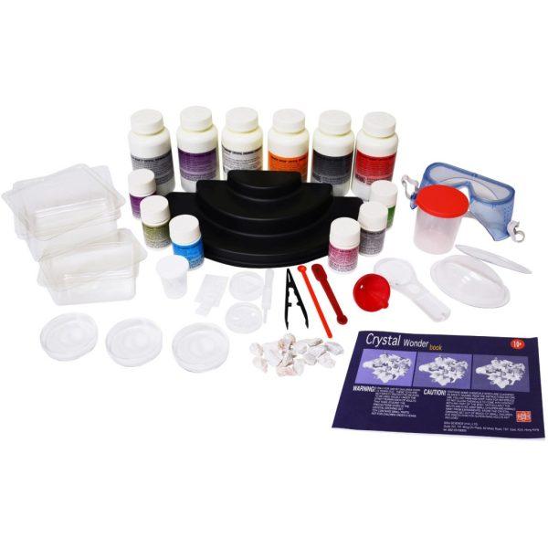 Kit experimental de crestere a cristalelor 3