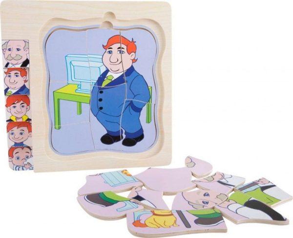 Puzzle straturi Bebe-Bunic 5