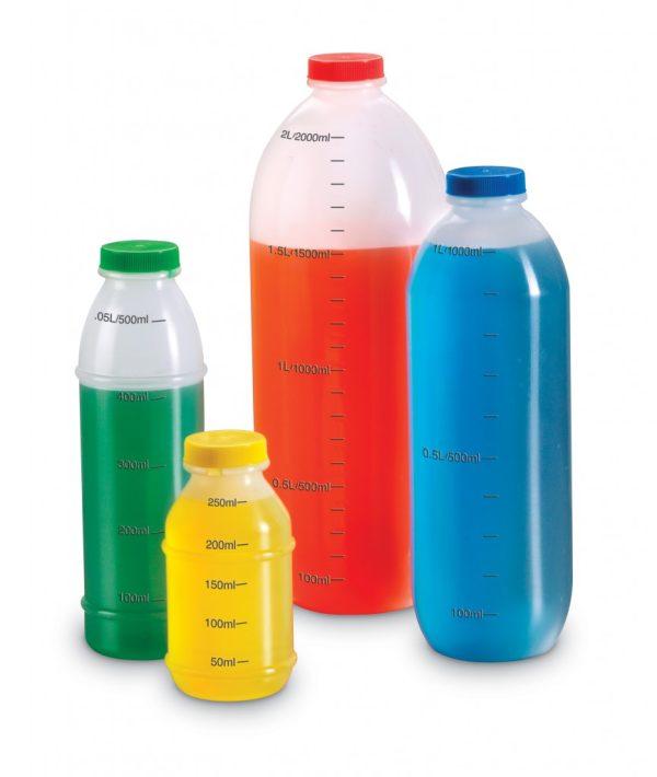 Set de sticle pentru masurat lichide 1
