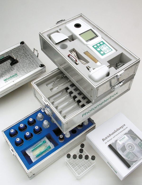 Fotometru Data Line LED in valiza 2