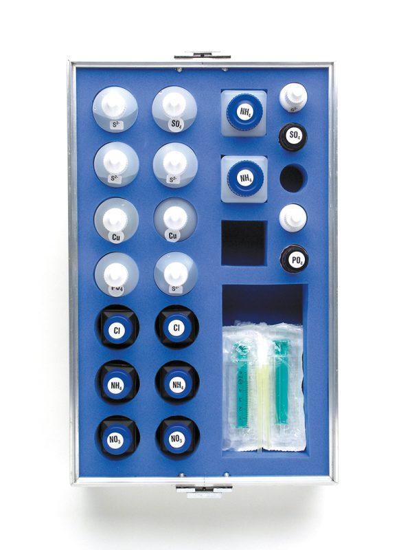 Fotometru Data Line LED in valiza 11