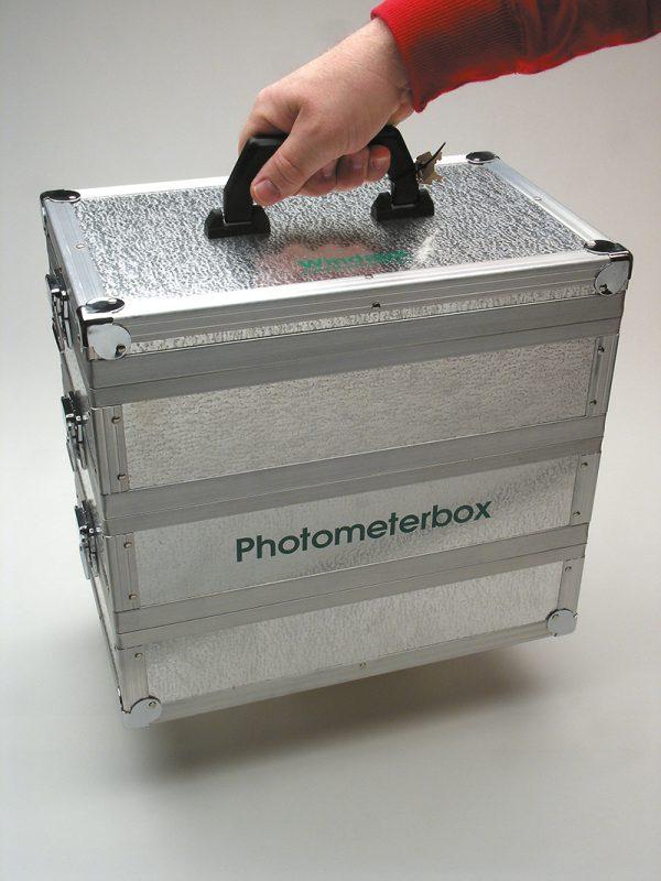 Fotometru Data Line LED in valiza 12