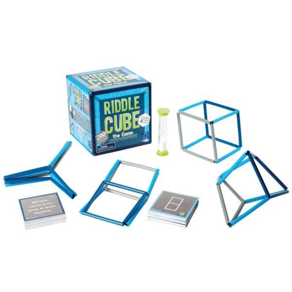 Cubul Ghicitoare 1