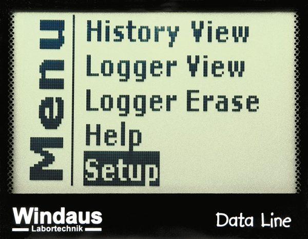 Fotometru Data Line LED in valiza 7