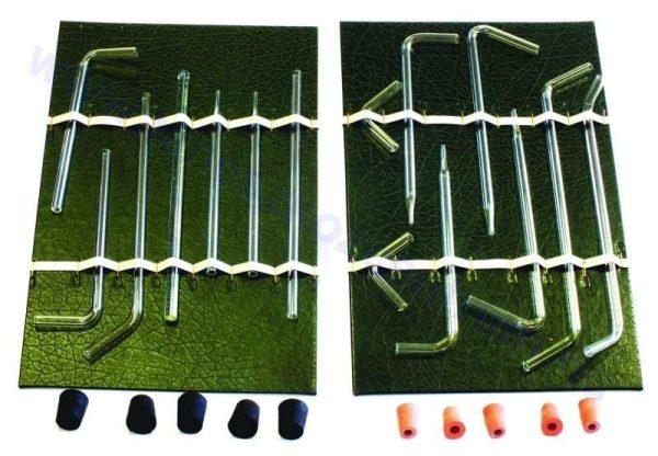 Set tuburi din sticla pentru laborator 1