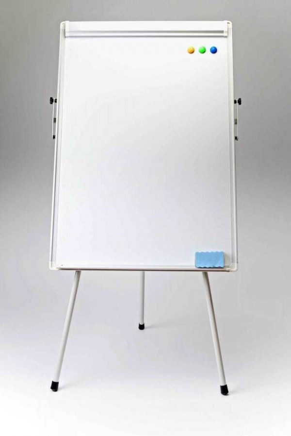 Flipchart whiteboard magnetic 2
