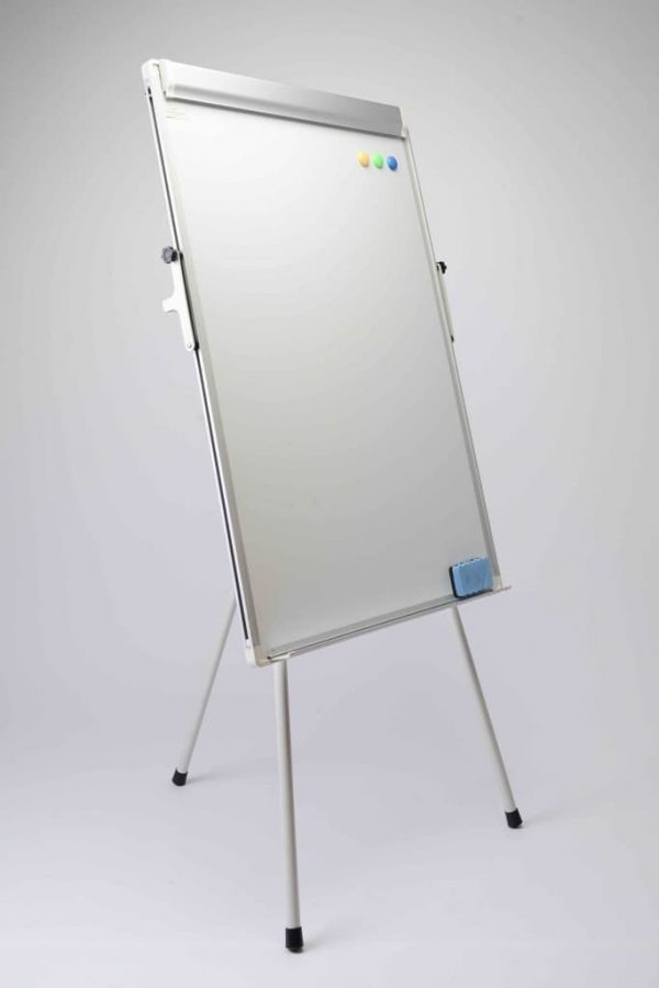 Flipchart whiteboard magnetic 3