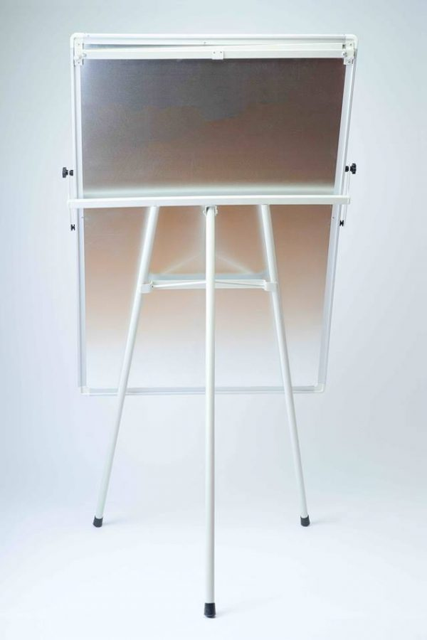Flipchart whiteboard magnetic 4
