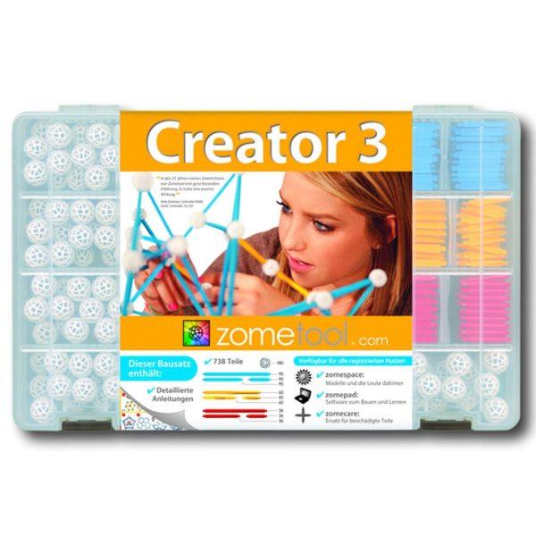 Zometool - Creator 3 16
