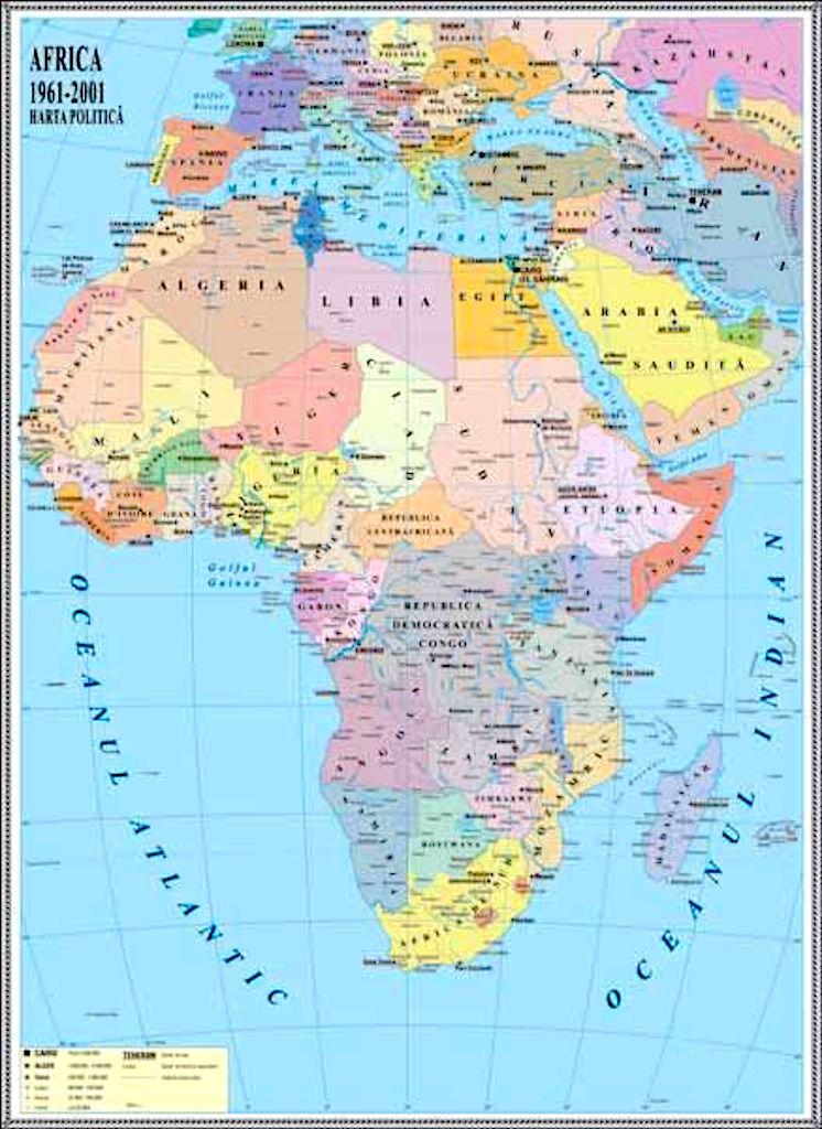 Harta Harta Africa