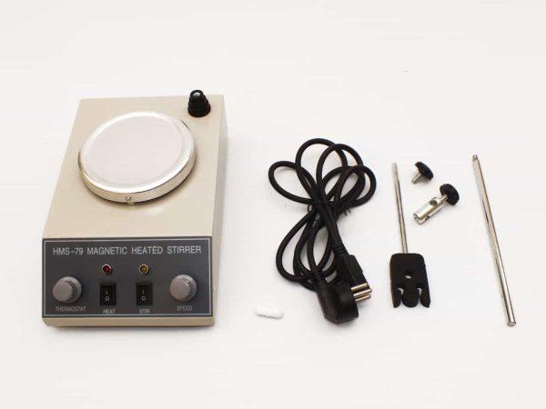Agitator magnetic cu incalzire 1