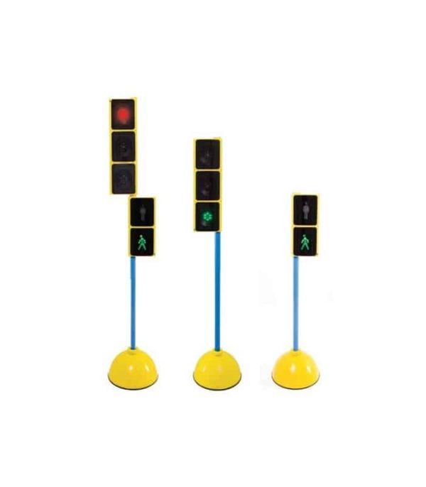 Semafor sincronizat educatie rutiera 4