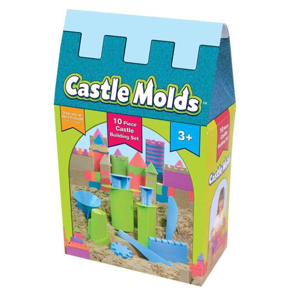 Forme De Modelat - Castle Molds pentru nisipul modelabil kinetic 1