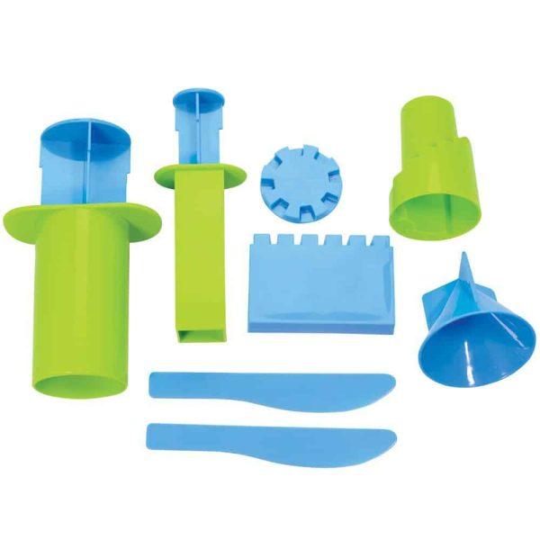 Forme De Modelat - Castle Molds pentru nisipul modelabil kinetic 2