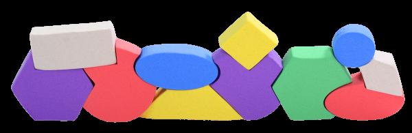 Forme De Modelat - Smart Shape pentru nisipul modelabil kinetic 3