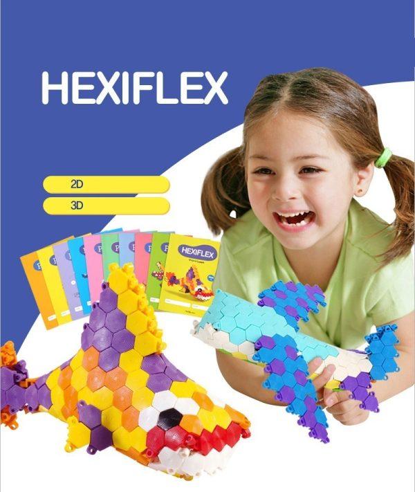 Hexiflex 1250 piese 1