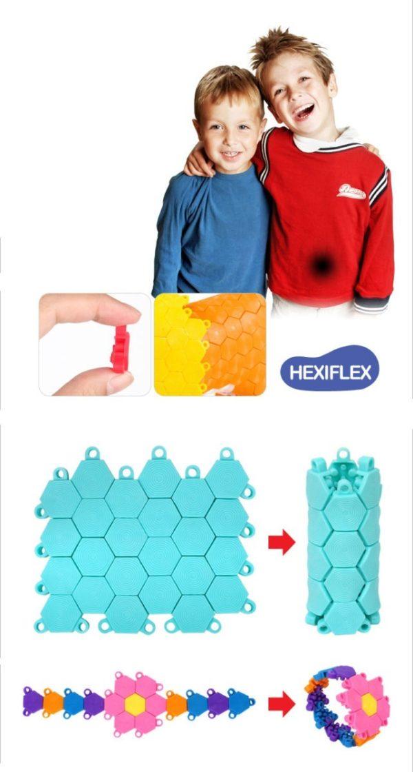 Hexiflex 1250 piese 3