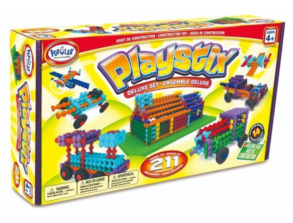 Playstix Deluxe set - joc de constructie 5