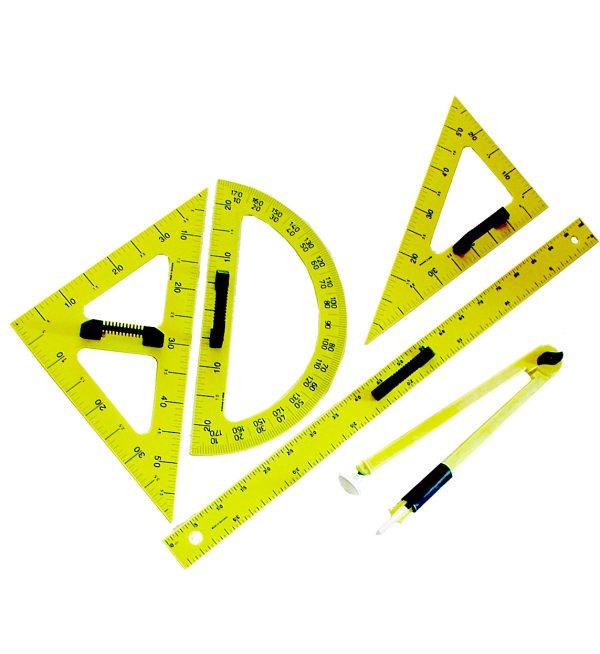 Set instrumente Magnetice pentru tabla LINEX 2