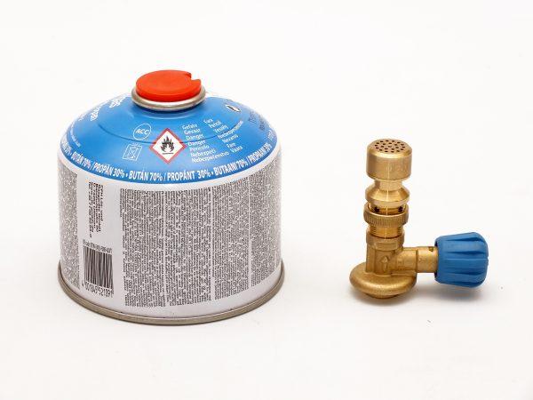 Bec Bunsen cu robinet reglare 4