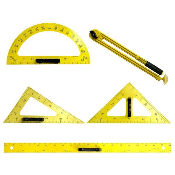 Set instrumente Magnetice pentru tabla LINEX 1