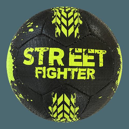 Minge fotbal Street Fighter 2