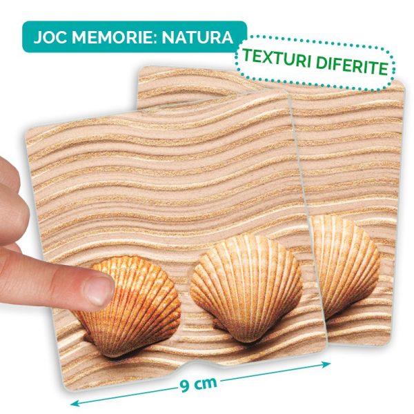 Maxi-Memory Tactil - Natura 1