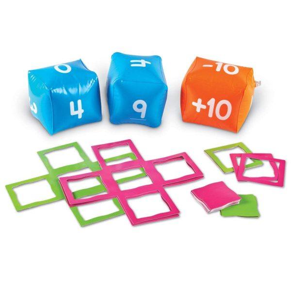 Joc matematic - Oceanul numerelor 5