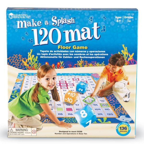 Joc matematic - Oceanul numerelor 2