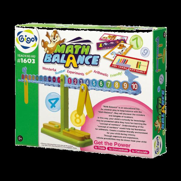 Balanta matematica 3