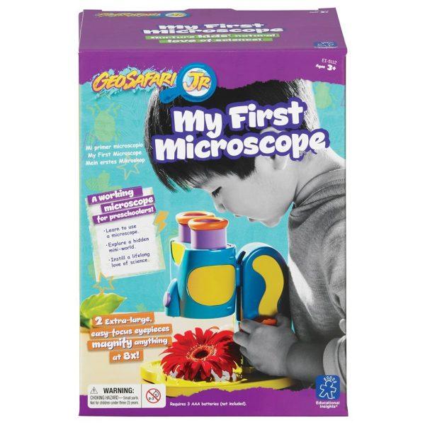 Primul meu microscop 10