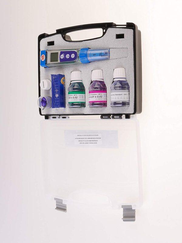 Instrument de masura pentru pH si conductivitate 6
