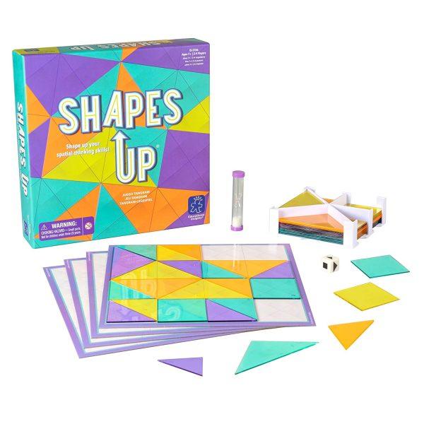 Joc Tangram - Shapes Up® 4