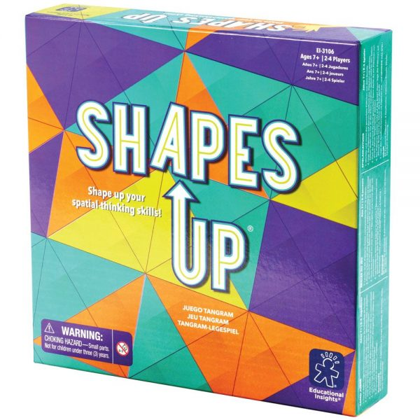 Joc Tangram - Shapes Up® 7