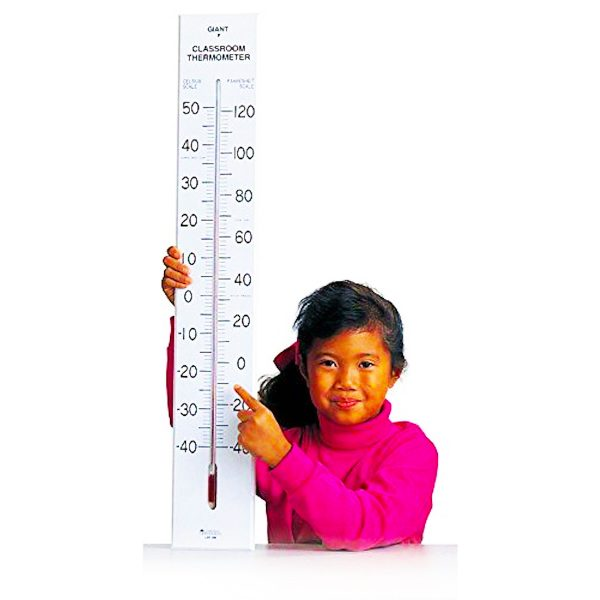 Termometru de clasa Gigant 1