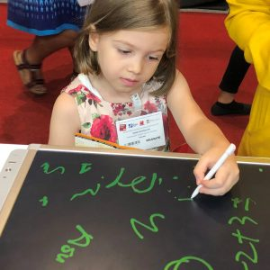 Fingernail-Writing-40-Inch-Smart-LCD-Writing-Board