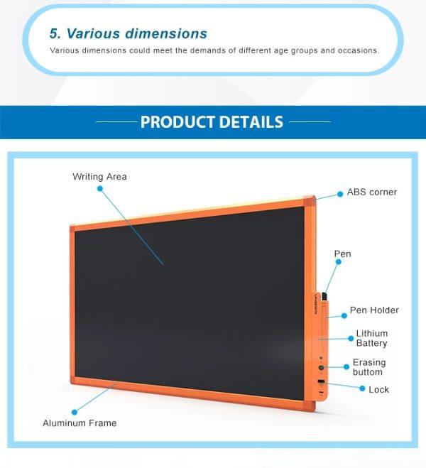 Tabla LCD pentru scris 7