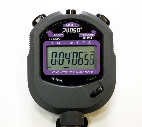 Cronometru digital cu baterie de litiu 2
