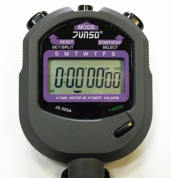 Cronometru digital cu baterie de litiu 3