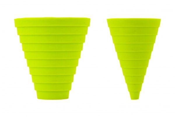 Dopuri din silicon cu diametru variabil 1