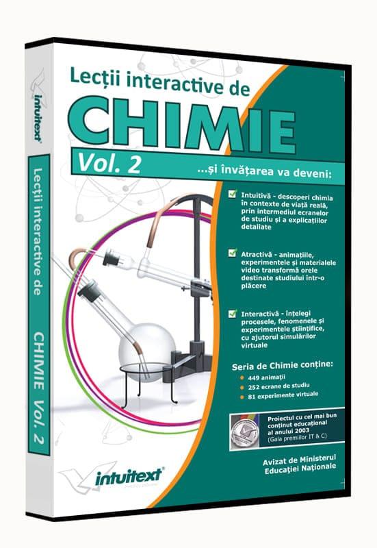 Pachet Chimie Liceu 3